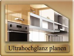 Küchenfronten + Hochglanz