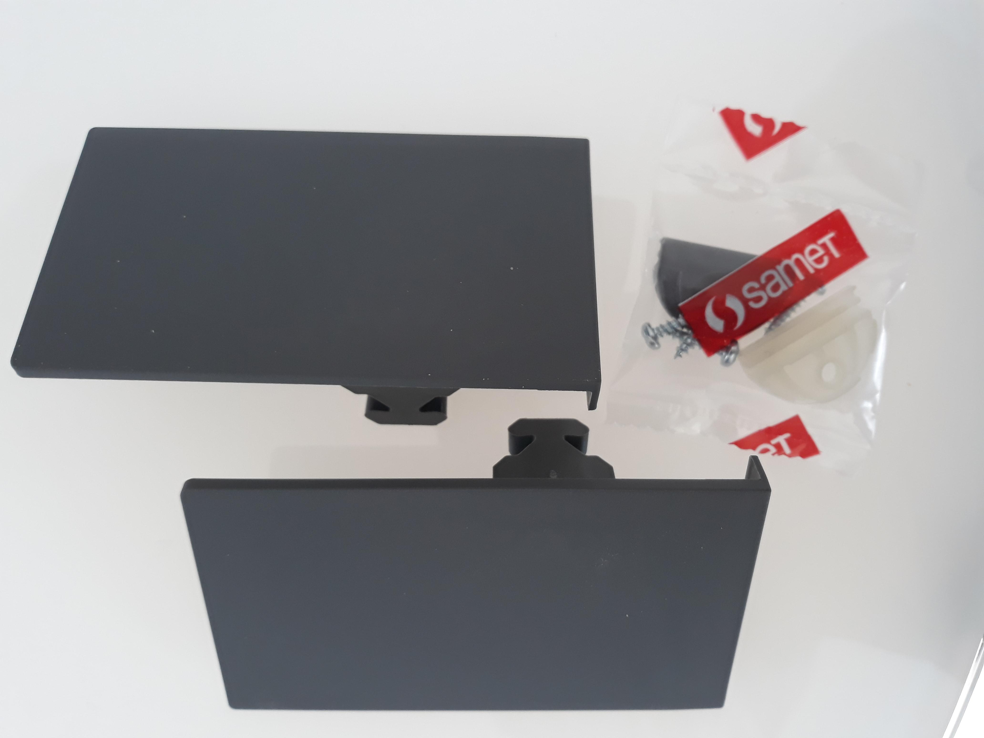 """SFLOW """"IN"""" BOX Frontverbinder Für H58 ohne Reling"""