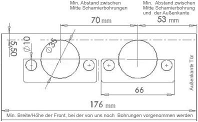 Detail-Bohrung-Abstand