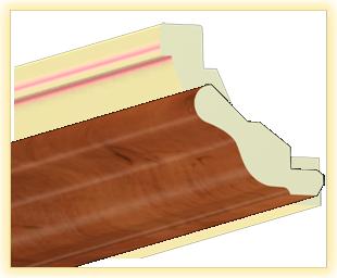 Kranzleiste VH Calvados