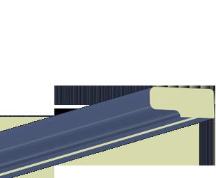 Kranzleiste VG Blau