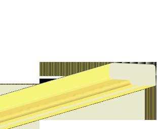 Kranzleiste VG Gelb