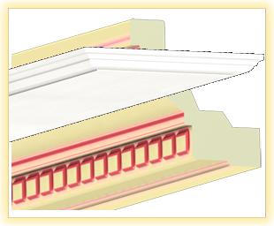 Bartheke HL  Flader-Weiß